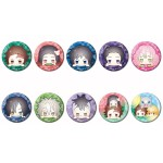 CAN Badge Kimetsu no Yaiba Odango Series A Pack of 10 Bandai