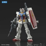 HG RX-78-02 Mobile Suit Gundam The Origin Ver. 1/144 Plastic Model Kit Bandai