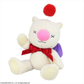 Final Fantasy MofuMofu Plush Moogle Square Enix