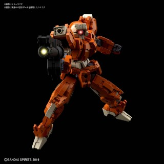 30MM 1/144 eEXM-21 Rabiot Orange Plastic model kit Bandai