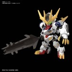 SD Gundam Cross Silhouette SDCS Mobile Suit Gundam Iron Blooded Orphans Barbatos Lupus Rex Plastic model kit Bandai