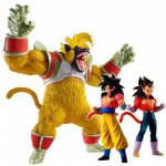 Dragon Ball GT HG Great Monkey Awakening Set Bandai Limited