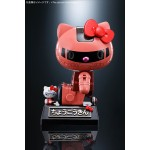 Chogokin Chars Custom Zaku II Hello Kitty BANDAI SPIRITS