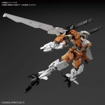 30MM eEXM 17 Alto Air Battle Type Orange 1/144 Plastic Model Kit BANDAI SPIRITS