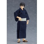 figma Styles Male Body with Yukata Outfit Max Factory
