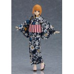 figma Styles Female Body with Yukata Outfit Max Factory
