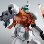 The Robot Spirits (side MS) Mobile Suit Gundam 0083 Stardust Memory RGM-79 Powered GM ver. ANIME Bandai Limited