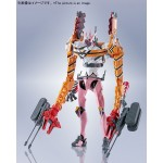 The Robot Spirits (SIDE EVA) Rebuild of Evangelion EVA-08 Beta Improvised Combat Configuration BANDAI SPIRITS