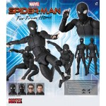 MAFEX No 125 MAFEX SPIDER-MAN Stealth Suit (SPIDER-MAN Far from Home) Medicom Toy