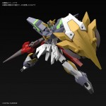 Gundam Build Divers ReRISE HGBDR 1/144 Gundam Aegis Knight Plastic Model Kit BANDAI SPIRITS