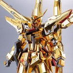 Metal Robot Damashii (Side MS) Akatsuki Gundam (Shiranui Unit) Bandai Limited Edition