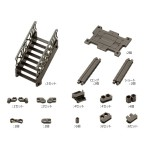 Hexa Gear Block Base 03 Lift Option A Kit Block 1/24 Kotobukiya