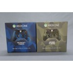 (T10E6) XBOX One controller Armed Forces Green and Midnight Forces Blue Set Microsoft