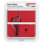 (T1E) NEW NINTENDO 3DS COVER PLATES MODEL N 059 Xenoblade Chronicles