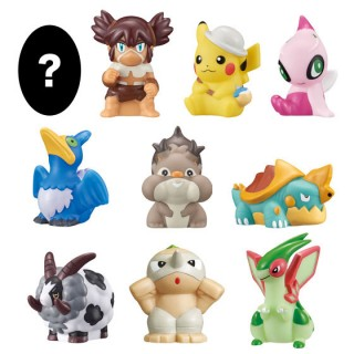 Pokemon Kids Coco Arc Pack of 15 Bandai