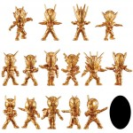 Kamen Rider Gold Figure 02 Pack of 16 Bandai