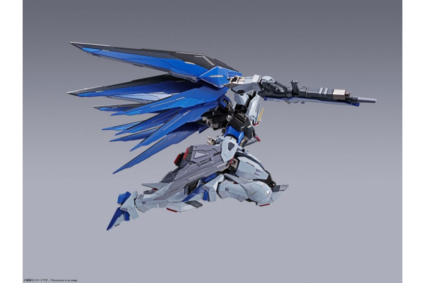 METAL BUILD Mobile Suit Gundam SEED Freedom Gundam CONCEPT 2 About 180mm