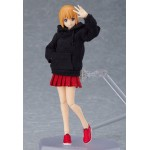 figma Female Body with Hoodie Outfit Max Factory