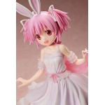 B-STYLE Puella Magi Madoka Magica The Movie The Rebellion Madoka Kaname Rabbit Ears Ver. 1/4 FREEing