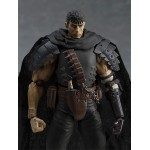 figma Berserk: Guts Black Swordsman ver. Repaint Edition MAX Factory (loose Without Box)