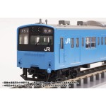 PP087 JR West 201 Series Direct Current Train KuHa 201, KuHa 200 Kit 1/80 Plum