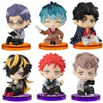Hypnosis Mic Suwarasetai Division Rap Battle Suwarasetai Pack of 12 Bandai