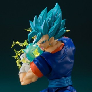 S.H. Figuarts Dragon Ball Super Super Saiyan God Super Saiyan Vegito Vegetto super Bandai Limited