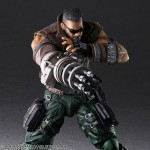 Final Fantasy VII Remake PLAY ARTS Kai Barret Wallace Version 2 Square Enix