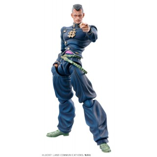 Super Action Statue JoJos Bizarre Adventure Part.4 Okuyasu Nijimura Medicos Entertainment