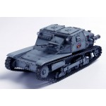 Girls und Panzer das Finale CV35 Blue Division High School Plastic Model 1/35 Platz