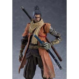 figma SEKIRO SHADOWS DIE TWICE Sekiro DX Edition Max Factory
