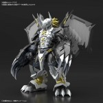 Figure rise Standard Amplified Black WarGreymon Plastic Model Digimon Adventure 02 BANDAI SPIRITS
