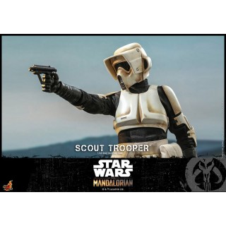 Masterpiece Star Wars TV Mandalorian Scale Figure Scout Trooper 1/6 Hot Toys