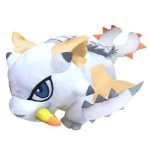 Monster Hunter Deformed Plush Barioth Capcom