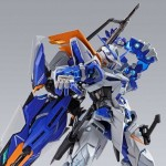 Metal Build Mobile Suite Gundam Blue Frame Second Revise Bandai Limited Edition