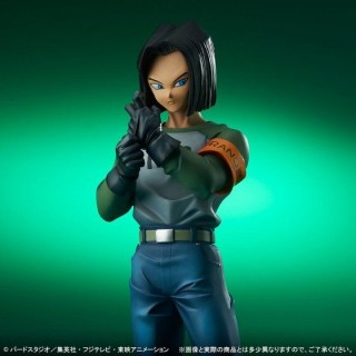 Gigantic Series Dragon Ball Super Android 17 X-Plus Limited