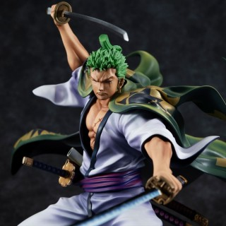 One Piece Portrait of Pirates POP Warriors Alliance Zorojuro Megahouse Limited