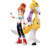 G.E.M Series Digimon Tamers Renamon & Makino Ruki Megahiuse Limited