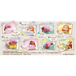 Kirby Fuchipito Fuchi ni Pittori Collection Pack of 8 RE-MENT