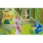 Movie Pokemon Coco Pokemon Style Figure Pack of 10 Takara Tomy A.R.T.S
