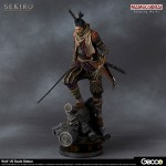 SEKIRO SHADOWS DIE TWICE Wolf Scale Statue 1/6 Gecco