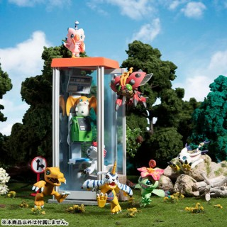 Digimon Adventure DigiColle MIX Pack of 8 MegaHouse