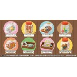 Sumikko Gurashi Dagashiya san no Sumikko Pack of 8 RE-MENT