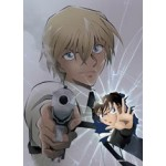 Detective Conan Jigsaw Puzzle Detective and Triple Face 500pcs Epoch