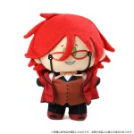 Black Butler Yorinui Plush Grell Sutcliffe Movic