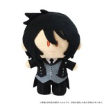 Black Butler Yorinui Plush Sebastian Michaelis Movic