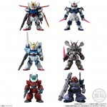 FW GUNDAM CONVERGE No.20 Pack of 10 Bandai