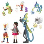Pokemon Scale World Galar Region Set Bandai
