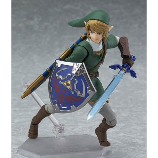 figma The Legend of Zelda Twilight Princess Link Twilight Princess ver. Good Smile Company