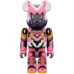 BEARBRICK Evangelion EVA Unit 08 Beta Medicom Toy